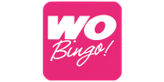 Woman Bingo logo image transparent
