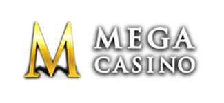 Mega Casino logo transparent