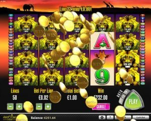 50 Lions slots sites - Play with 100% bonus + 100 free spins. 8