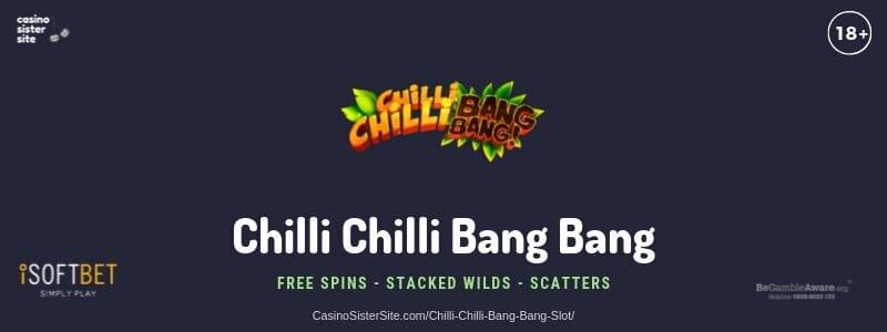 Chilli Chilli Bang Bang slots sites – Get 50 free spins!