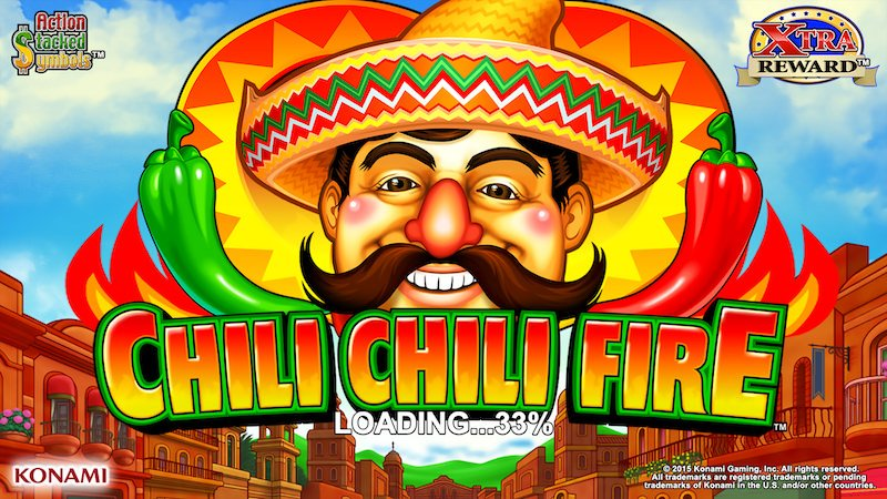 Chilli Chilli Fire slots sites – Action Stacked & free spins.