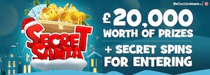 Casino Giveaway: Win an Amazon Gift Voucher for free! 2