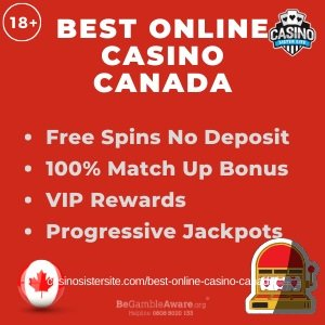 Best online casinos in Canada – Free spins no deposit, welcome bonus & 700+ slots.
