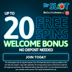 Casino 2020 Sister Sites - £10 no deposit or 50 free spins. 11