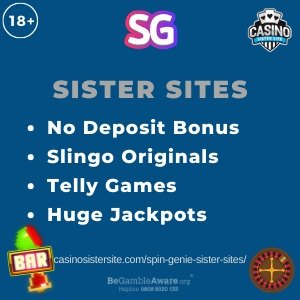 Spin Genie sister sites – Free spins, Slingo originals & Aristocrat slots.