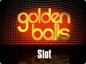 Logo image of Golden Balls slot