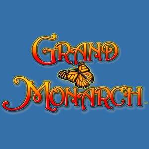 logo image of Grand Monarch slot