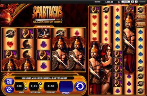 Spartacus slots sites – Up to $300 bonus and 6 free spins with multiplier. 7