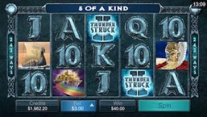 Thunderstruck 2 Slots 37
