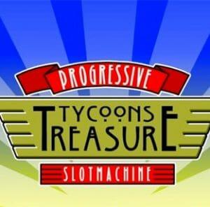 Logo image of Tycoons Treasure slot