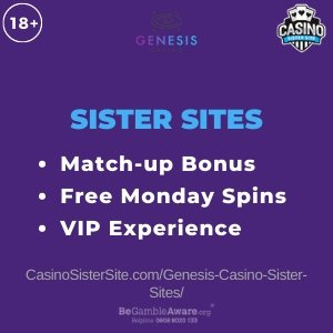 Casino Joy Sister Sites - 11 casinos with free spins and VIP Club. 11