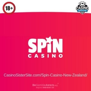 Featured image for the Spin Casino New Zealand review