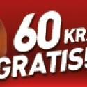 Nyhed: Scor 60 kroner kvit og frit uden indskud på Ladbrokes Casino
