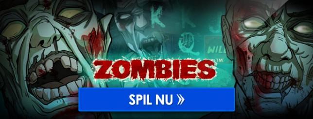 Benyt dine gratis casino kontanter til at bekæmpe zombier!