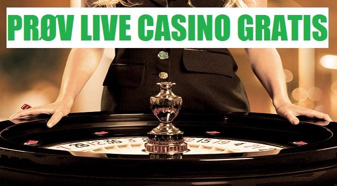 Prøv Maria Live Casino helt gratis uden krav om indskud