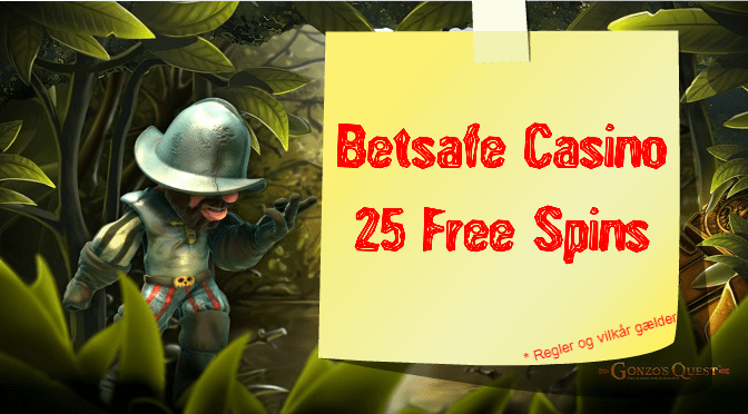 betsafe casino gratis spins
