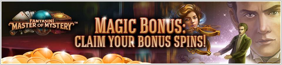 fantasini: master of mystery gratis spins