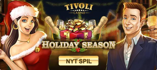 jule gratis spins og jule konkurrencer på tivoli casino