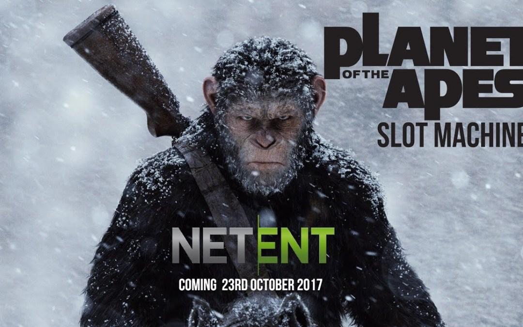 Få Planet of the Apes gratis spins og free spins