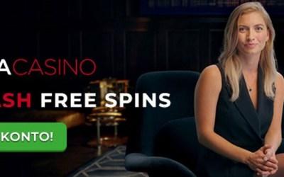 Nyt casino tilbud: 50 Cash Free Spins uden regler og vilkår