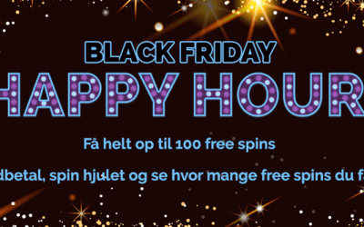 Black Friday Casino bonusser
