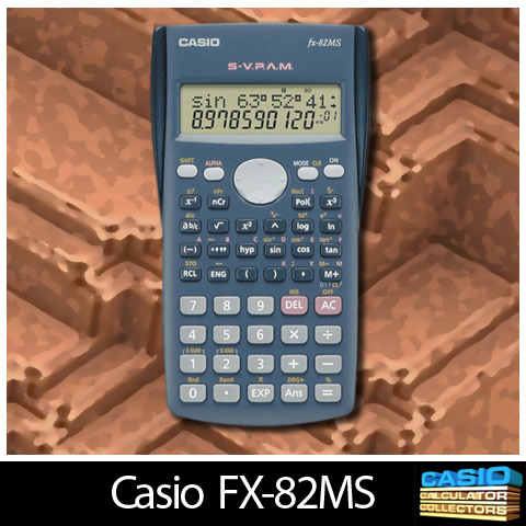 Download Casio Fx - 82 Ms Calculator Manual - arcnews