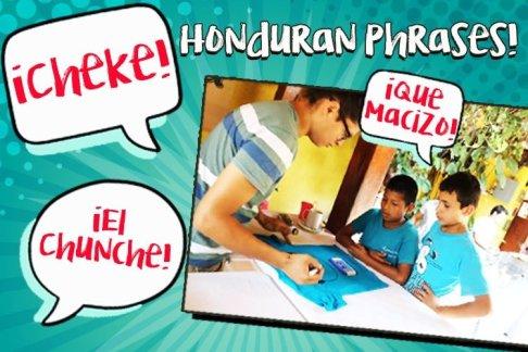 10 Palabras que solo tienen sentido en Honduras