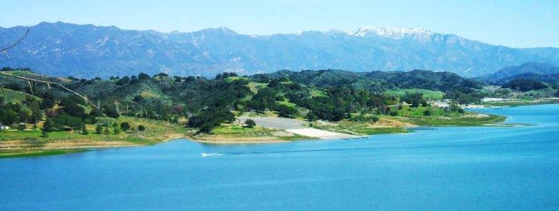 Beautiful Lake Casitas