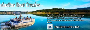 Casitas Boat Crusies Header