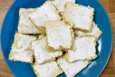 Erin's Favorite Lemon Squares