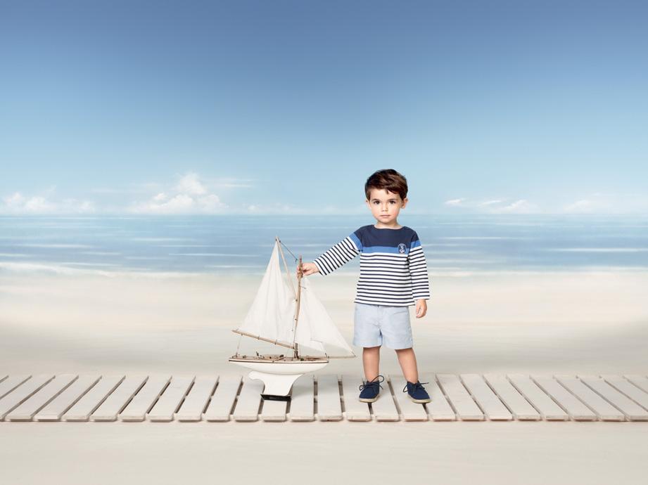 Jacadi Summer For Chic Children Casol Villas France