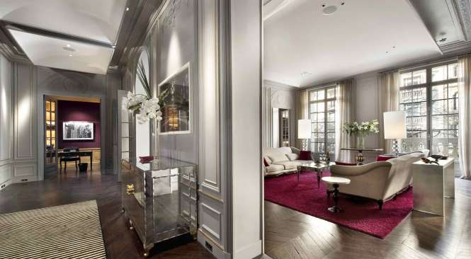 Paris Luxury Apartment For In The 16th