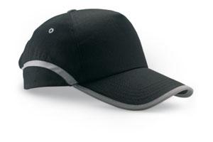 Cappello 5 segmenti in cotone