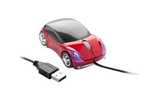 Mouse ottico 'automobile'