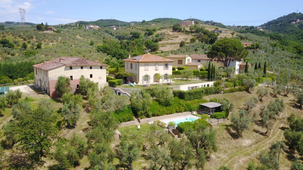 vista Borgo Casorelle