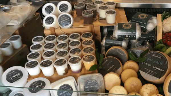 Yogurt di pecora La Dispensa