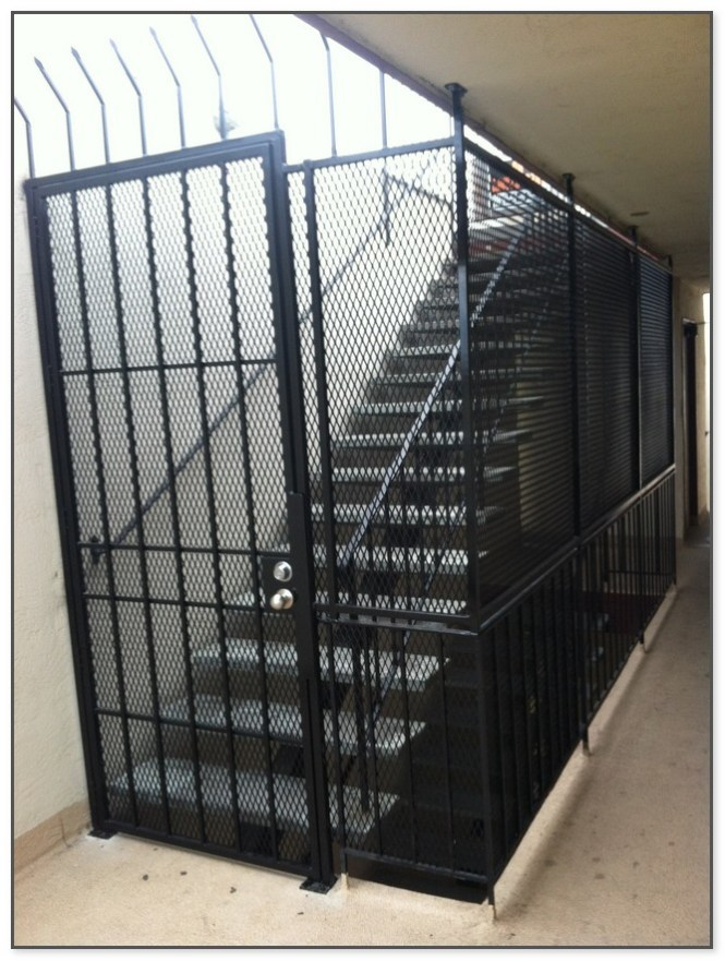 Security Gates For Apartments