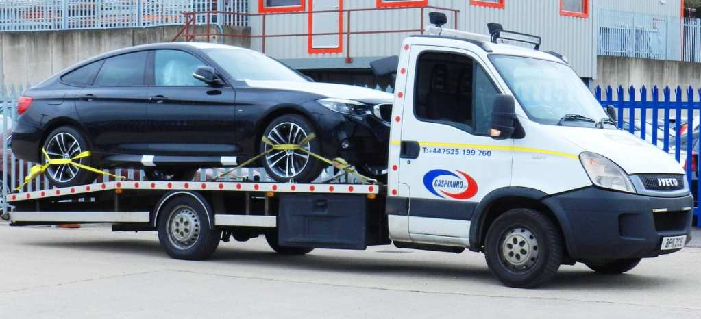 car recovery and transport