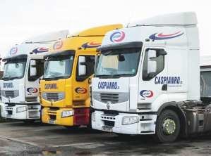 caspianro fleet