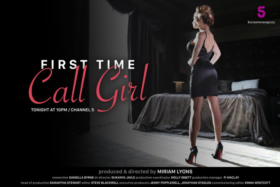 Channel 5 - First Time Call Girl