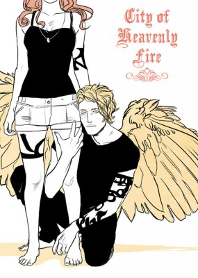 Book Six: City of Heavenly Fire
