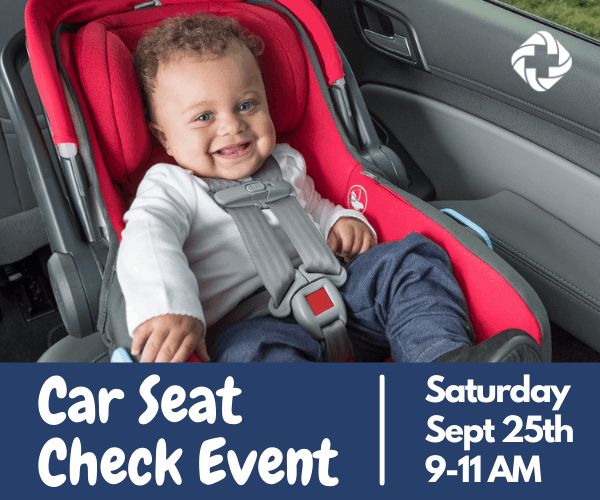 Photo for Car Seat Check Event