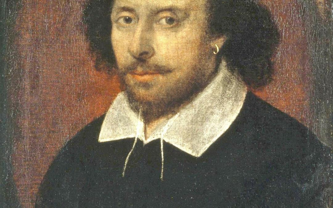 Did Shakespeare Wear an Earring?