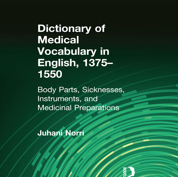 Dictionary of Medical Vocabulary (1375-1550)