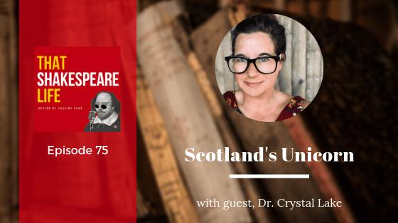 Ep 75: Crystal Lake on Scotland's Unicorns