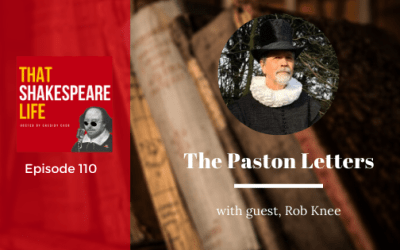 Ep 110: The Paston Letters with Rob Knee