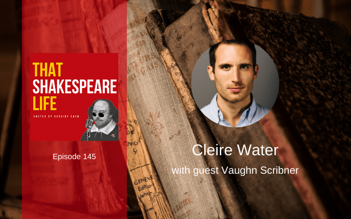 """Ep 145: """"Cleire Water"""" with Vaughn Scribner"""