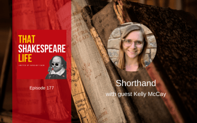 Ep 177: Shorthand with Kelly McCay