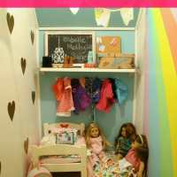 Emmy's American Girl Play Nook