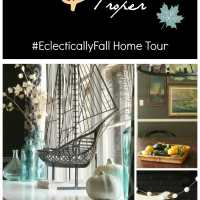 My Eclectically Fall Home Tour